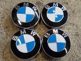 BMW NAUJI ORGINALUS BMW DANGTELIAI, Заглушки для литых дисков, R17