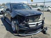 Mercedes-Benz GL550 dalimis. Variklio defektas ,yra ir dyzelinio