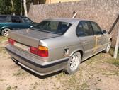 BMW M5 dalimis. Bmw e34 m5 1991m. s38b36 232kw 360nm europinis
