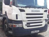 Scania P 380, vilkikai