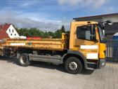 Mercedes-Benz Atego 1224, dumpers / tippers