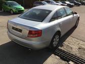 Audi A6. Is italijos, be korozijos, variklio defektas