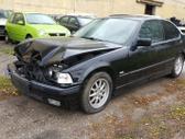 BMW 316 dalimis. Turime ir daugiau įvairių markių automobilių