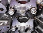 Ford Fiesta variklio detalės