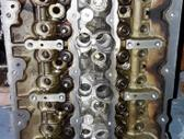 BMW X6 variklio detalės