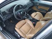 BMW 320 dalimis. Bmw e46 320d 2005m. m-tech touring europinis