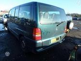 Mercedes-Benz Vito 2.2 w638, keleiviniai mikroautobusai