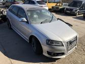 Audi A3 dalimis. Audi s3 2.0 tfsi quattro dalimis.  daugiau