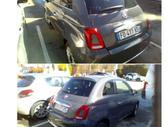 Fiat 500, 1.2 l., hečbekas