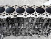 BMW 5 serija variklio detalės