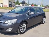 Opel Astra, 2.0 l., hečbekas