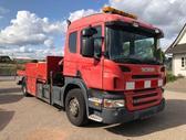 Scania P310 *HMF403 K2*, crane trucks