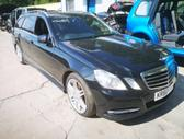 Mercedes-Benz E350. Variklio kodas: om 642.852 anglas dalimis