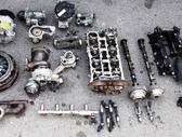 Ford Fusion variklio detalės