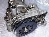 Audi A4 variklio detalės