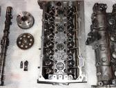 Audi A3 variklio detalės