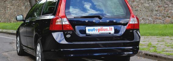 """Autoplius.lt automobilio apžvalga: 3 kartos """"Volvo V70"""""""