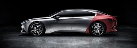 Įspūdingi koncepciniai automobiliai, taip ir nesulaukę serijinės gamybos
