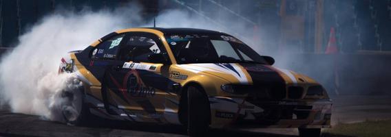 Savaitgalį Lenkijoje startavo Europos drifto čempionatas