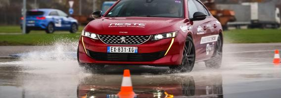 """""""Lietuvos metų automobilis 2019"""" – modernusis """"Peugeot 508"""""""