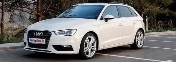 """Trečios kartos """"Audi A3"""" – miesto pelytė su plačiomis galimybėmis"""
