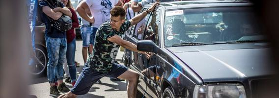 """Memel Motor Fest"" šventėje – melomanų antplūdis"