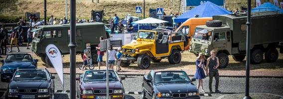 """""""Memel Motor Fest"""" – jubiliejų švenčiantis festivalis grįžta į gimtąjį miestą"""
