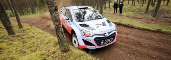 Geriausi WRC ralio Lenkijoje ir Lietuvoje vaizdo siužetai