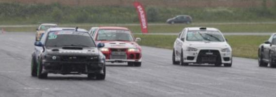 """""""Autoplius Fast Lap"""" lenktynių Estijoje vaizdo siužetai"""