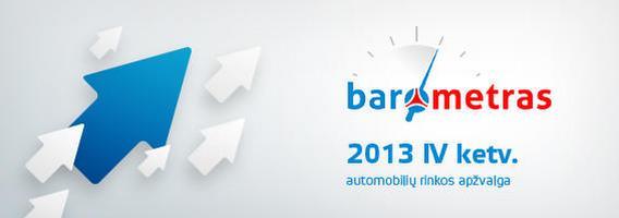 Ketvirtinė automobilių rinkos tendencijų apžvalga, 2013 m. IV ketvirtis (14)