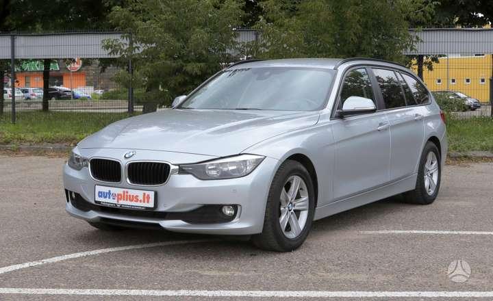 BMW 3 serija (F3x)