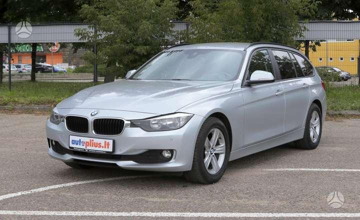 BMW 3 serija F30