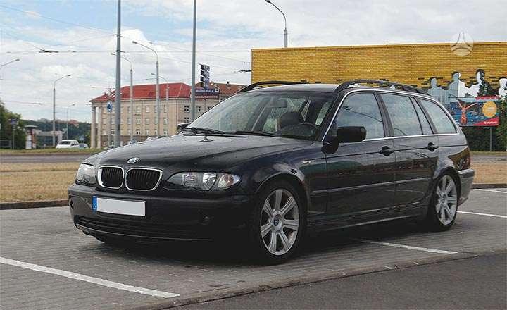 BMW 3 serija (E46)