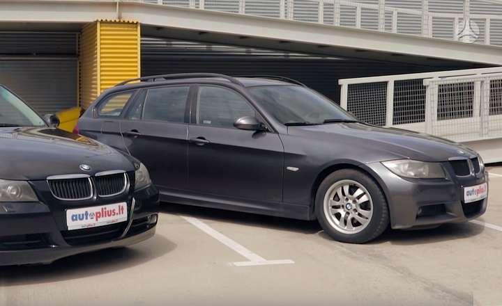 BMW 3 serija E90