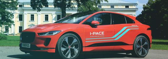 """""""Jaguar I-Pace"""" – ryškus britiškas pėdsakas prestižinių elektromobilių segmente"""