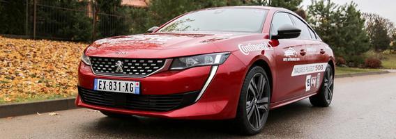 """""""Peugeot 508"""" – konservatyviųjų vokiečių priešingybė iš Paryžiaus"""