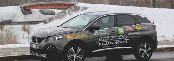 """""""Peugeot 3008"""" – drąsus prancūzų žingsnis krosoverių segmente"""