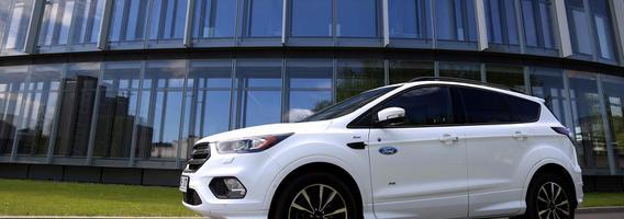 """""""Ford Kuga"""" – kasdieninėms kelionėms mieste ir nuotykiams už jo ribų"""